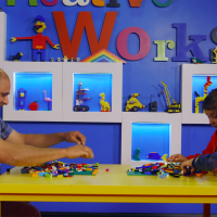 LEGOLAND Discovery Center presents Ultimate Kids Versus Grown-Ups Imagination LEGO Build-Off