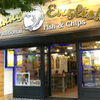 Johnny English Traditional Fish & Chips exterior Liverpool Hoffman