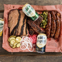 Austin Eastciders and la Barbecue Collaboratory Dinner