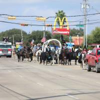 Pasadena Livestock Show & Rodeo Parade
