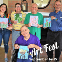 Brookwood Fall Art Fest