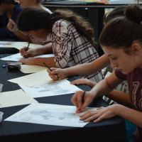 6th Annual Fast Draw Competition
