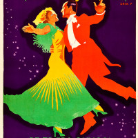 """Gotta Dance Too: The Art of the Dance Movie Poster"" Artist Talk and Reception"