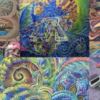 Merging Perspectives: Collaborative Art Show