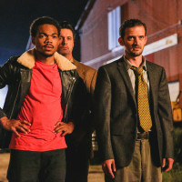 Chance Bennett, Tim Decker, and Will Brill in Slice
