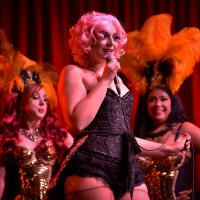 Burly Q Lounge: The Houston Burlesque Varie-TEASE Show