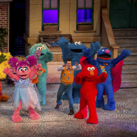 Sesame Street Live: Let's Party