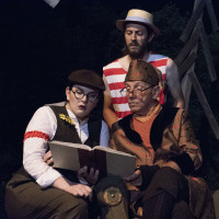 Hip Pocket Theatre presents The Wind in the Willows