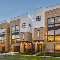 Linear at Vermont townhomes