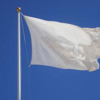 """""""Unearthed: Desenterrado"""" flag"""