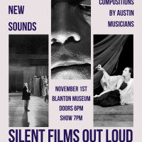 Silent Films Out Loud Halloween Edition