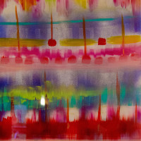 Haley-Henman Contemporary Art presents Karen Piloto: Spectrum City Reflections