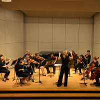 University of St. Thomas orchestra
