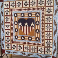 """Hearts, Hands & Heritage: Quilting Together"" opening reception"