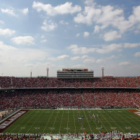 Cotton Bowl stadium UT OU Red River rivalry