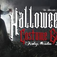 Halloween Charity Costume Ball
