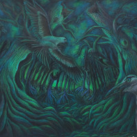 "Alexa Kleinbard: ""Songbirds Nesting At Twilight"" opening reception"
