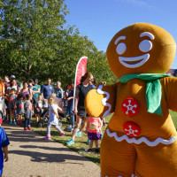 Gingerbread Fun Run