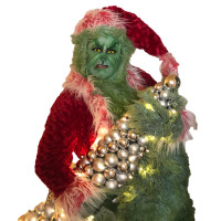 Grinch Brunch and Storytelling