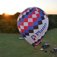 Plano, Plano balloon festival