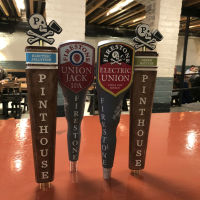6th: Firestone Walker + Pinthouse Pizza Electric Union Launch