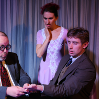 Rover Dramawerks presents Murder on West Moon Street