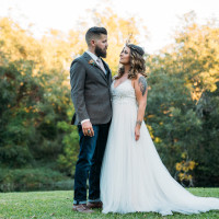 Alysa Thornely Matthew Reininger wedding