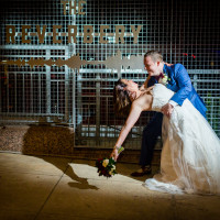 JP Peterson and Shannon Caldwell wedding