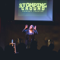 Not Your Momma's Standup