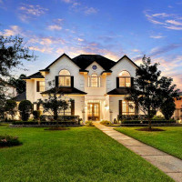 Tom Herman home for sale front