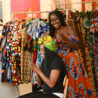 Besida African Print Pop-Up Shop