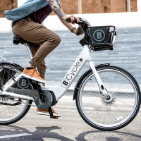 Bcycle electric bike