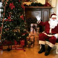Hillside Holiday Brunch with Santa