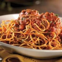 Maggiano's meatballs