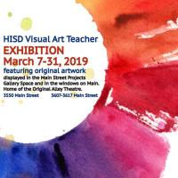 Art Teachers' Art Exhibit