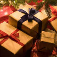 Christmas gifts presents boxes holiday