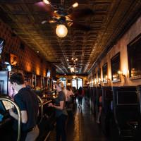 Esquire Tavern San Antonio interior bar