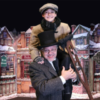 North Texas Performing Arts Repertory Theatre presents Scrooge the Musical