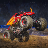 Monster Jam, monster trucks