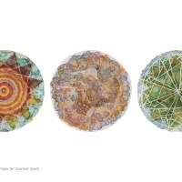 "Davey Eldridge: ""Maps Paintings"" opening reception"