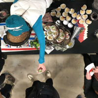 New Year's Day Party: Black-Eyed Pea Cook-off