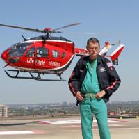 Dr red Duke Life flight