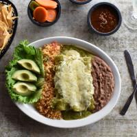 Molina's Cantina Enchiladas ala Michael
