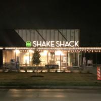 Shake Shack Montrose exterior night