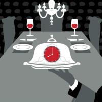 <i>Dinner at Eight</i>