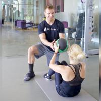 Kanthaka fitness app