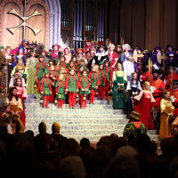 University Christian Church presents Boar's Head & Yule Log Festival