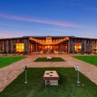 Rocker B Ranch lodge