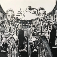 Robert Smiljčić and Nikola Olic