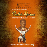 Sister Moses: The Story of Harriet Tubman